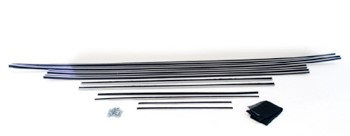 Nomad Sliding Glass Channel Kit